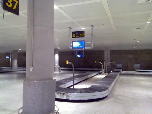 malaga airport new terminal