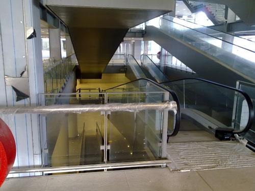 new terminal at malaga airport