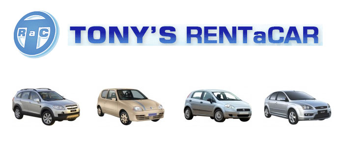 Tonys Rent A Car