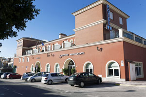 Malaga Airport Hotels | Accommodation at Malaga Airport, Spain