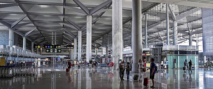 Malaga Airport Departures