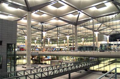 Malaga Airport T3