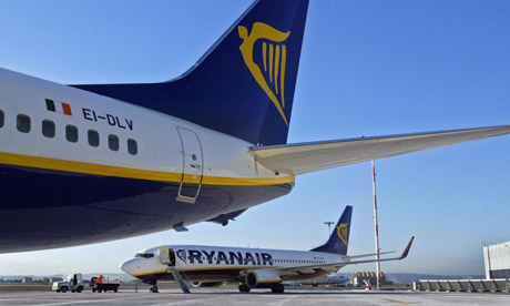 Ryanair consolidates its leadership in Malaga Airport - airmalaga.com