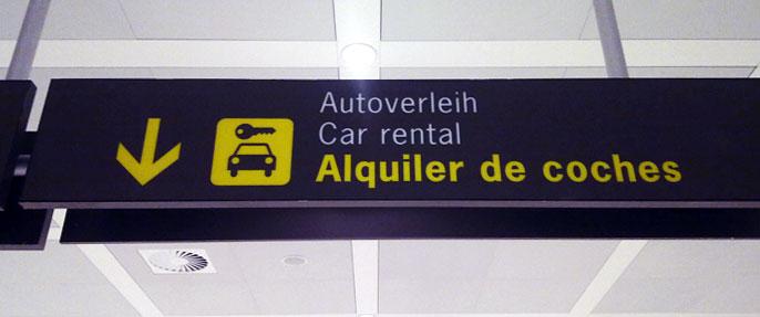 Car Hire Companies Near Malaga Airport